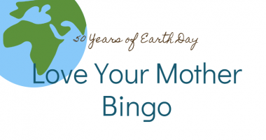Love Your Mother Bingo