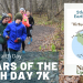 50 Years of Earth Day, 5 Years of the Earth Day 7K