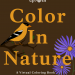 Virtual Nature Coloring Book Cover